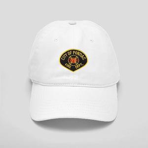 Pontiac Fire Department Cap