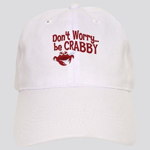 Don't Worry Be Crabby Cap