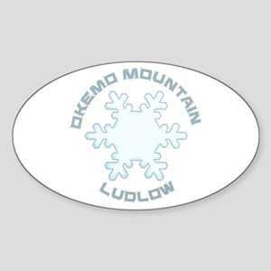 Okemo Mountain - Ludlow - Vermont Sticker