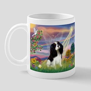 Cloud Angel Tri Cavalier Mug