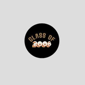 Class of 2008 Mini Button