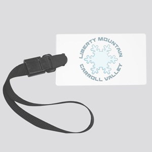 Liberty Mountain Resort - Carr Large Luggage Tag