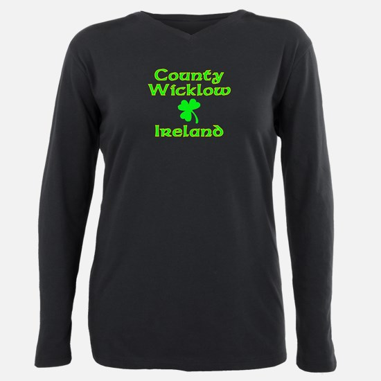 County Wicklow, Ireland Ash Grey T-Shirt