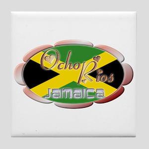Ocho Rios - Tile Coaster