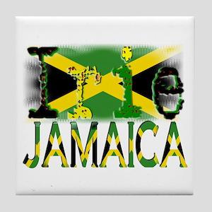 IRIE - Jamaica - Tile Coaster