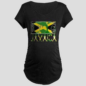 IRIE - Jamaica - Maternity Dark T-Shirt