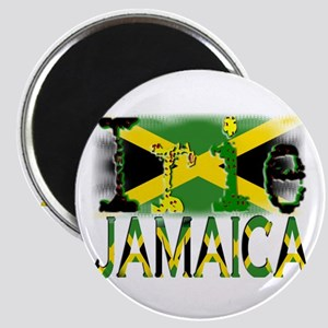 IRIE - Jamaica - Magnet