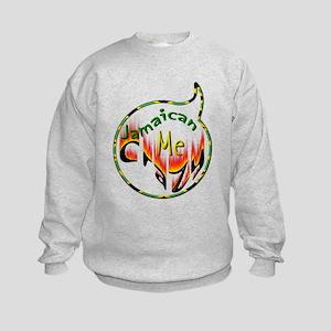 Jamaican Me Crazy - Kids Sweatshirt