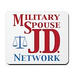 Military Spouse J.D. Network Mousepad