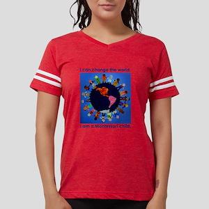 Montessori Children Can Change the World T-Shirt T