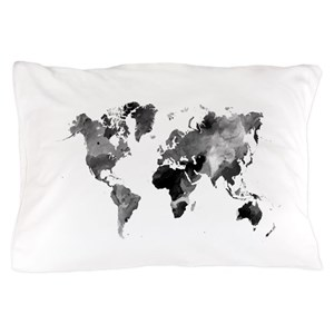 World map bed bath cafepress gumiabroncs Choice Image