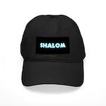 Neon Shalom Black Cap