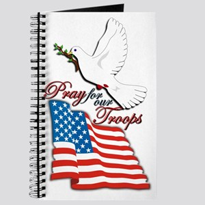 Pray for our Troops - Journal