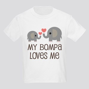 My Bompa Loves Me T-Shirt
