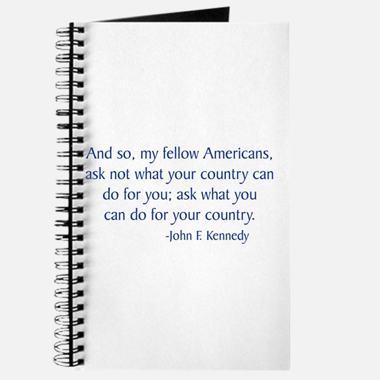 Kennedy 2 Journal