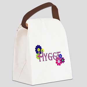 Hygge Hippy Canvas Lunch Bag