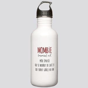 Mombie Stainless Water Bottle 1.0l