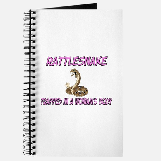 Rattlesnake Trapped In A Woman's Body Journal