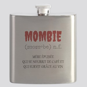 Mombie Zombie Flask