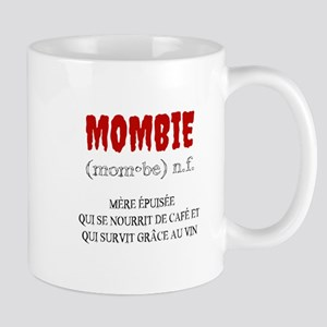 Mombie Zombie Mugs