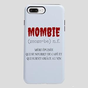 Mombie Zombie Iphone 8/7 Plus Tough Case