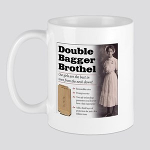 Double Bagger Brothel Mug