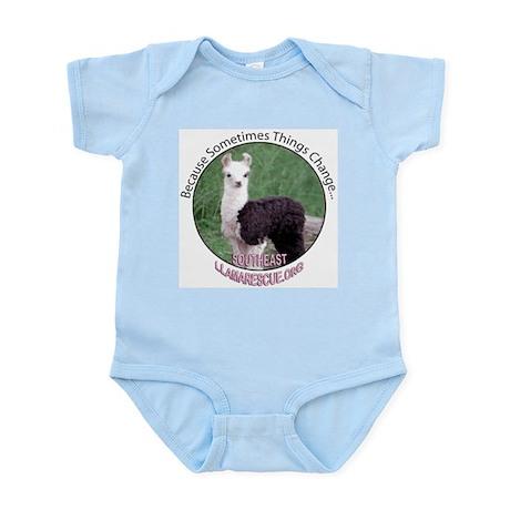 SELR Llama Infant Creeper