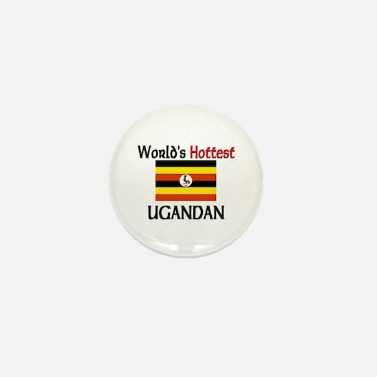 World's Hottest Ugandan Mini Button