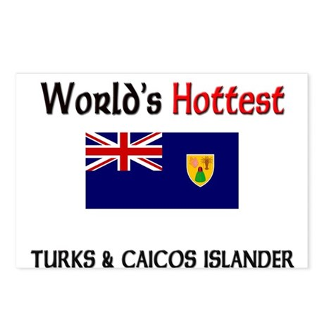 World's Hottest Turks & Caicos Islander Postcards
