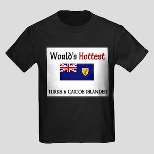 World's Hottest Turks & Caicos Islander Kids Dark