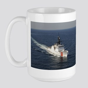 coast guard Large Mug