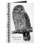 Owl Journal!
