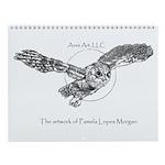Bird Wall Calendar!