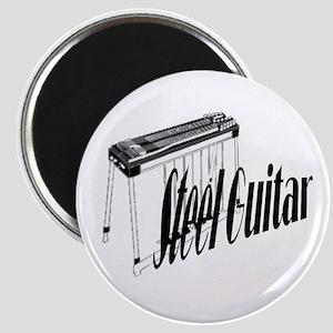 "Steel Guitar 2.25"" Magnet"