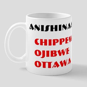 ANISHINAABE Mug
