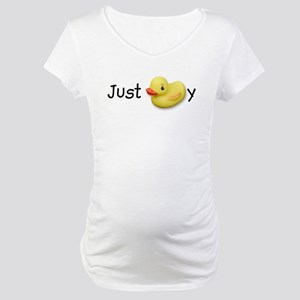 JUST DUCKY, Maternity T-Shirt