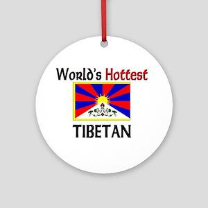 World's Hottest Tibetan Ornament (Round)