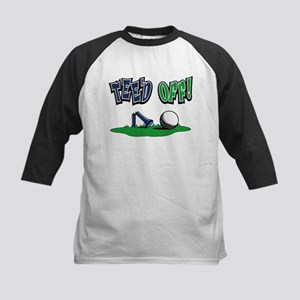 Funny Golf Gifts Kids Baseball Jersey