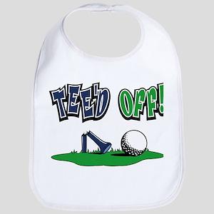 Funny Golf Gifts Bib