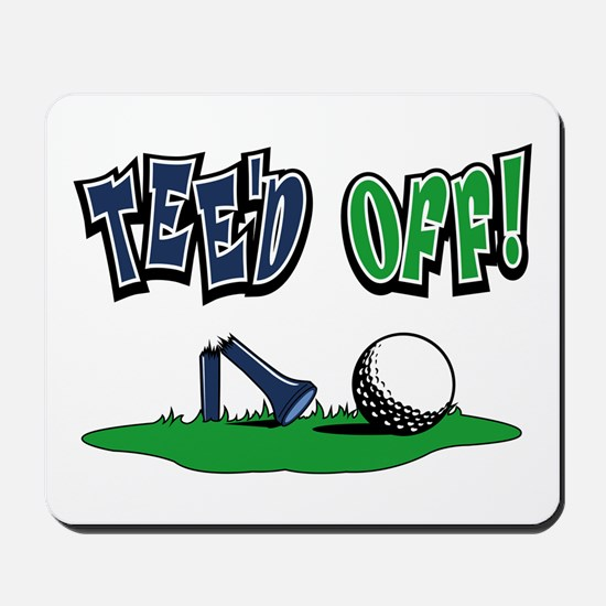 Funny Golf Gifts Mousepad