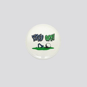 Funny Golf Gifts Mini Button