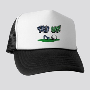 Funny Golf Gifts Trucker Hat