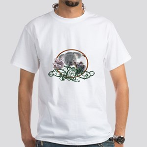Koala Bear White T-Shirt