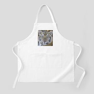 Tiger Portait BBQ Apron