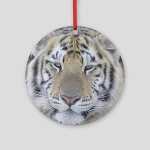 Tiger Portait Keepsake (Round)