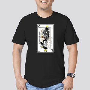 Jean Michel Basquiat King Card T-Shirt
