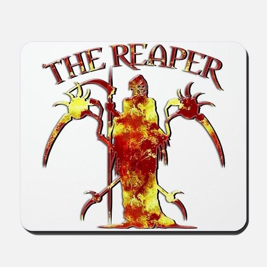 The Reaper 6 Mousepad