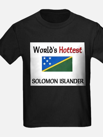 World's Hottest Solomon Islander T