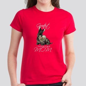 Scottie Mom Women's Dark T-Shirt