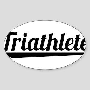 Triathlete Sticker